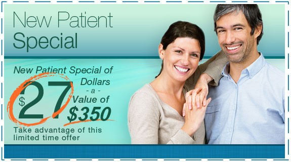 coupon - new patient special